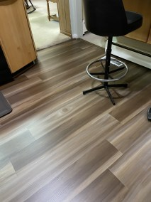 15 6 1 - Blessed To Have Such An Awesome Team - Beautiful New Runner/Parquet Sand-Finish/LVP Installation
