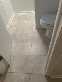 16 14 - Beautiful New Tile, LVP and Carpet Installations