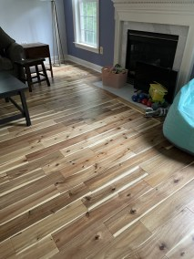 17 18 - Awesome Review and Beautiful New Hardwood Installation In Manassas