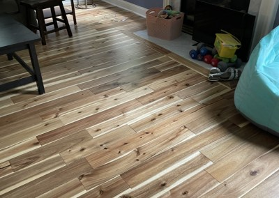 Awesome Review and Beautiful New Hardwood Installation In Manassas