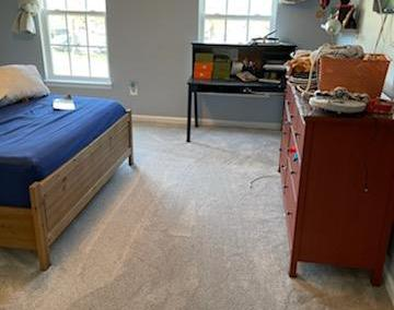 Beautiful New Carpet And LVP Installations
