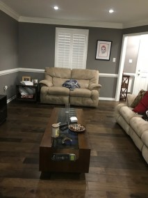 18 - New Flooring: Before & After