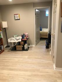 2 27 8 - New flooring: Hardwood and Carpet