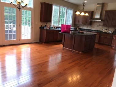 20 32 - Wonderful Review And Beautiful Pictures Of A New Maple Hardwood Installation In Woodbridge