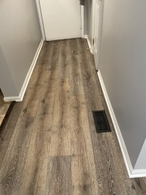 21 4 1 - Wonderful Review And Beautiful New LVP/Hardwood Stair Installation