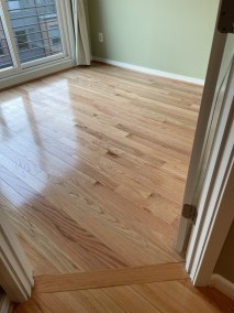 21 8 1 - Happy Clients And Beautiful Work, Beautiful New Hardwood And Runner Installations