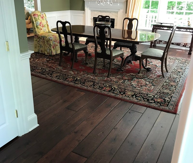 Changing the Color of Your Hardwood