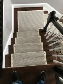 7 - New Carpet Stairs