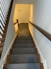 8 13 7 - New Stair Carpeting