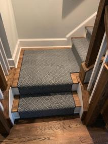 8 13 8 - New Stair Carpeting