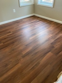9 1 - New flooring: Hardwood and Carpet