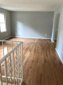 9 14 4 - New Hardwood Flooring and Stairs