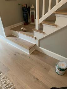9 14 7 - New Hardwood Flooring and Stairs