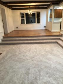 9 14 9 - New Hardwood Flooring and Stairs