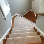 9 24 5 150x150 - New Hardwood and Carpeted Stairs