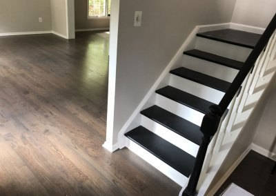 New Flooring and Stairs