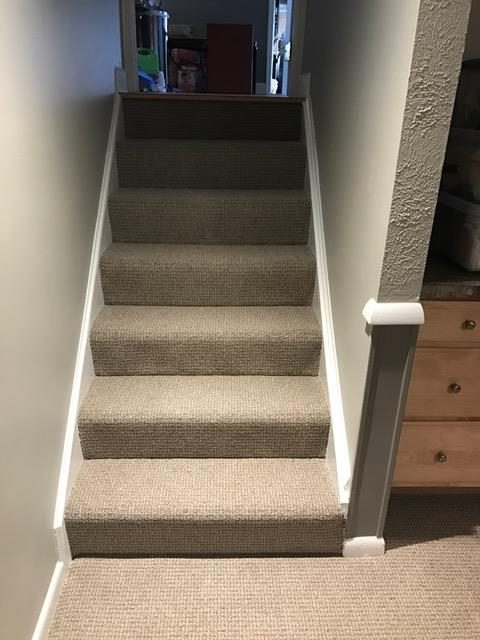 New Carpet Job
