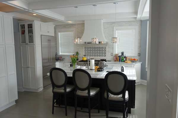 Creating a Kitchen For The Ultimate Chef