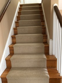 Jose 1 - New Carpeting and Stairs