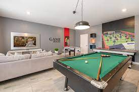 game room - Alternatives to the Formal Dining Room