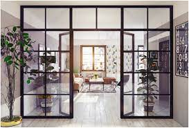 glass - Creating Division in Open Floor Plans