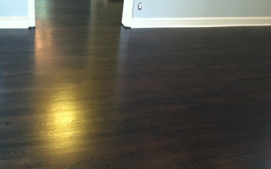 Choosing Flooring to Match the Walls