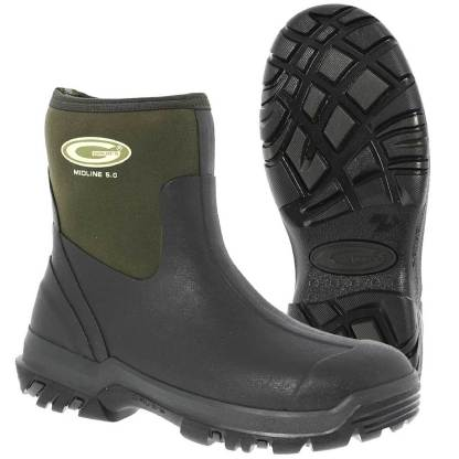 Grubs-Midline-Boots-Mossgreen