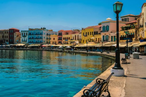 Chania-on-island-of-Crete