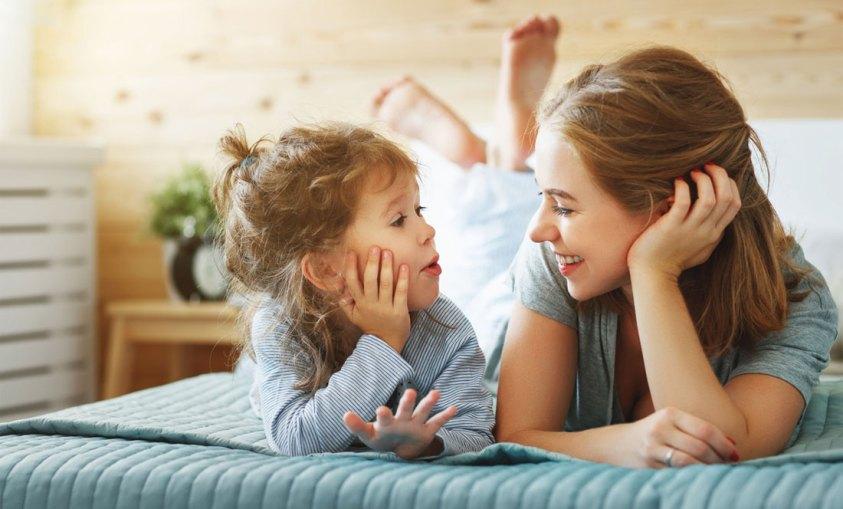 3 главных правила при общении с ребёнком