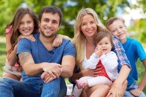 Налоговые льготы многодетным семьям - какие налоги не нужно платить