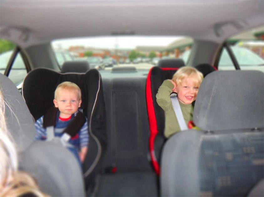 Как выбрать детское автокресло - рекомендации Роспотребнадзора