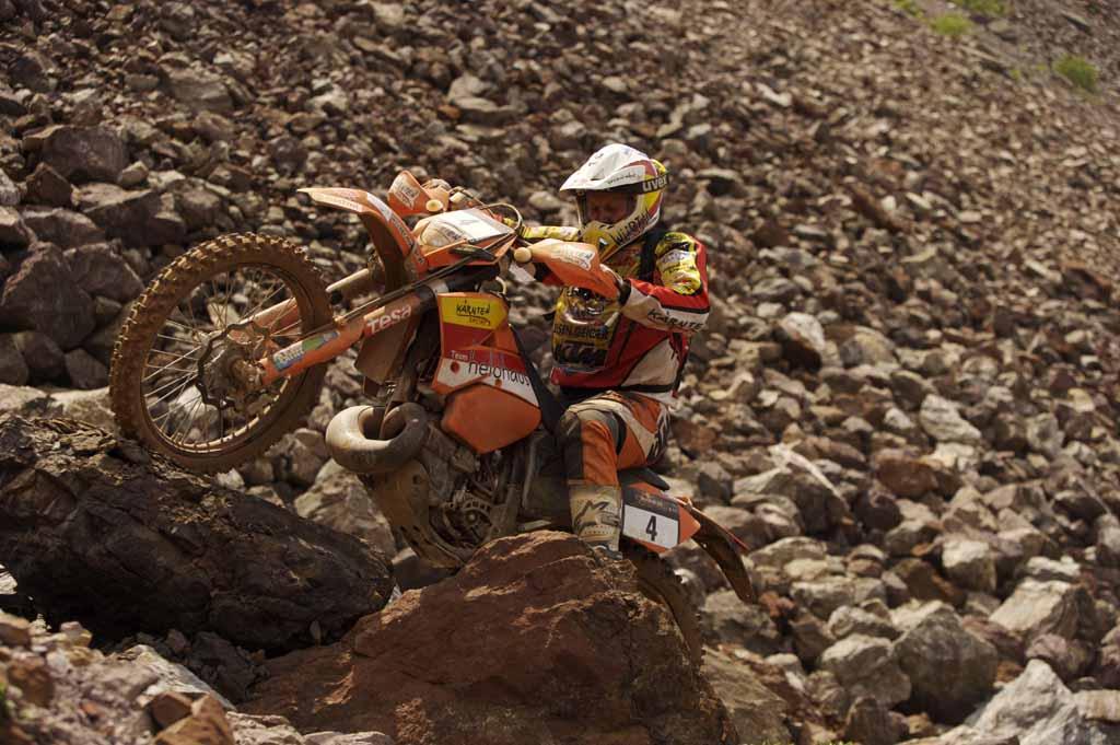 מרוץ אנדורו KTM