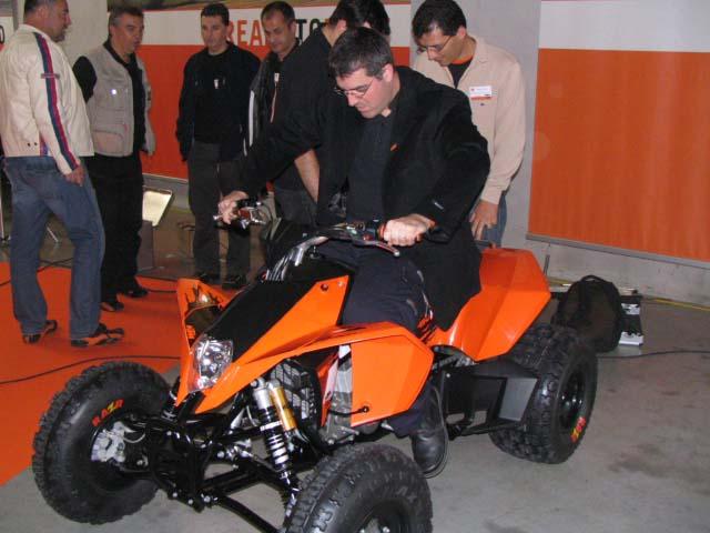 אופנועי KTM
