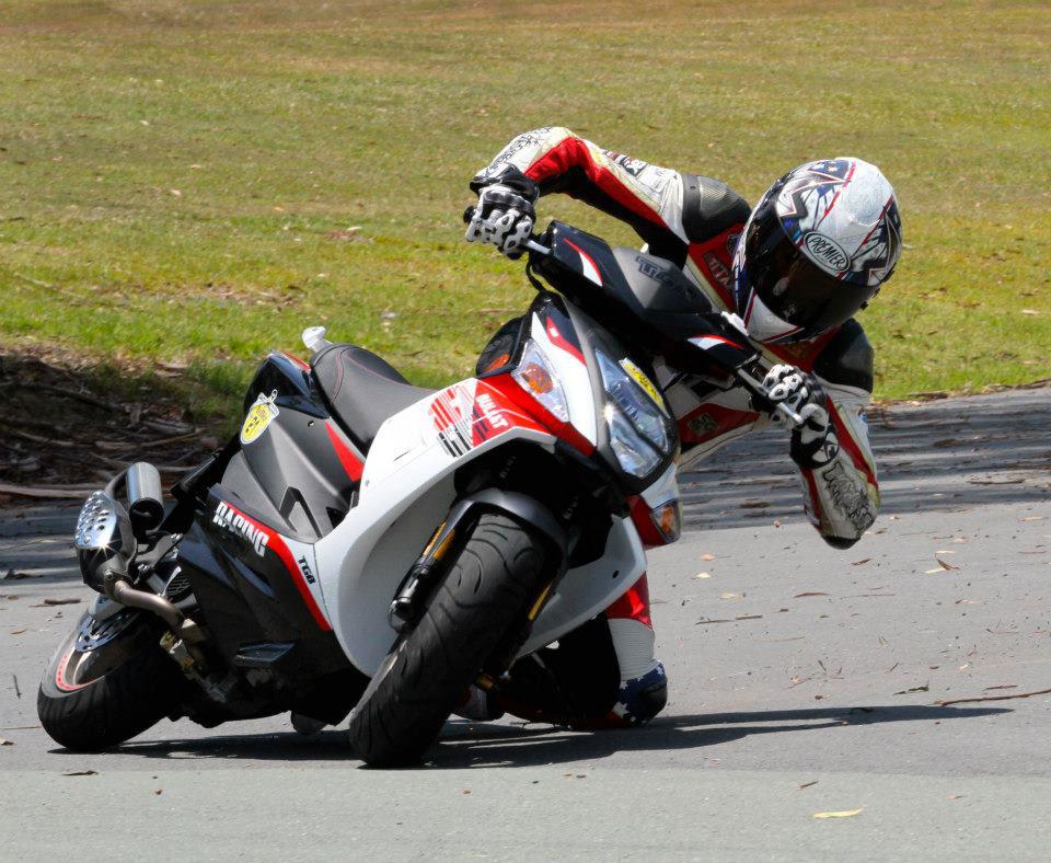 תאונות אופנועים