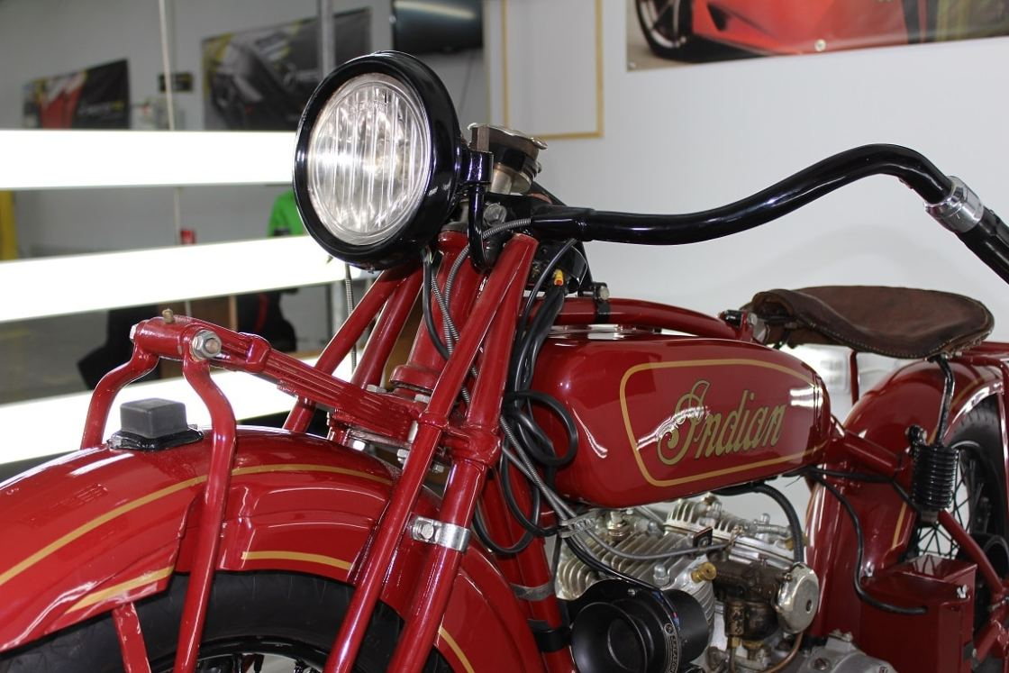 אופנוע אינדיאן אופנוע חדש