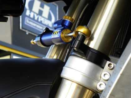 Steering Damper Hyperpro
