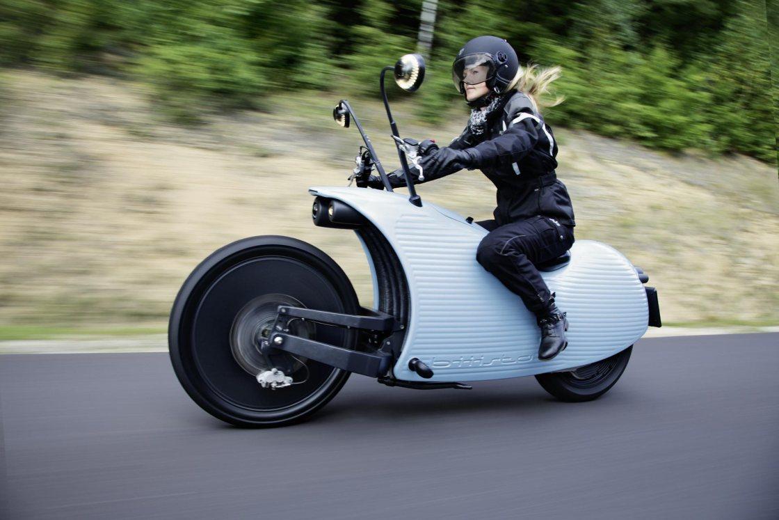אופנועים חשמליים - הדור הבא?