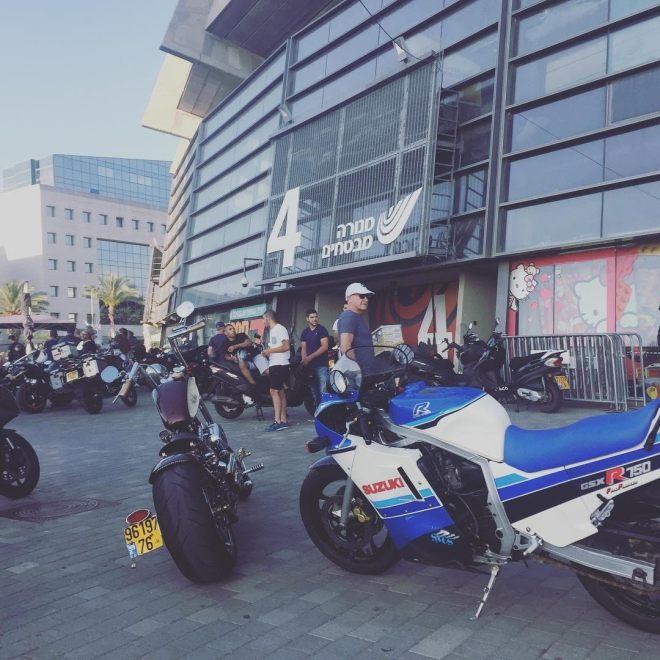 מפגש אופנועי אספנות מפגש נוקיה