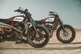 אופנועי אינדיאן FTR1200