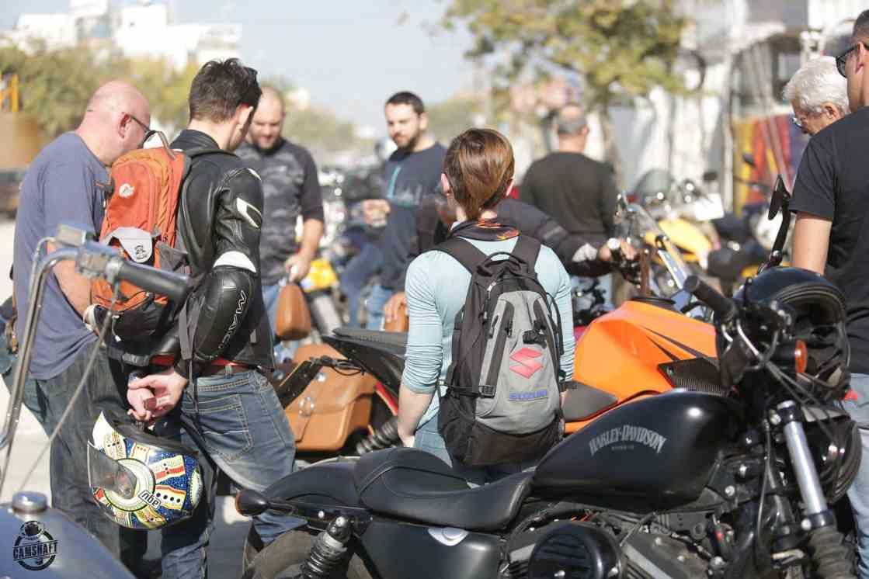 מפגש אופנועים