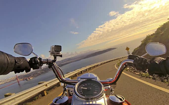 מראות האופנוע מלחמה באופנוענים