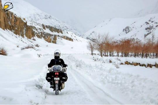אופנוע הודי