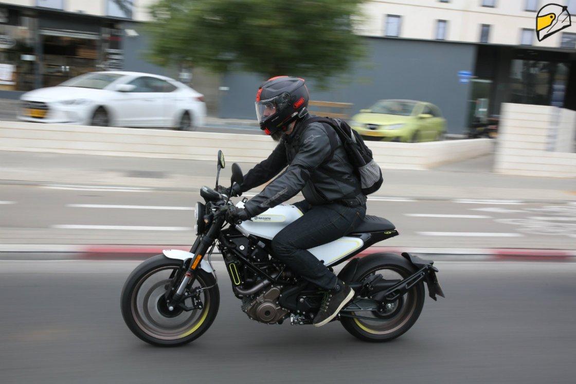 לרוכב אופנוע חננה
