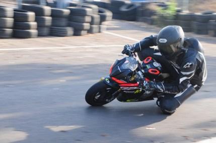 אופנוע אובלה צילום: אורי וייסלר