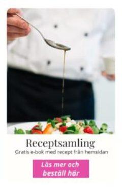 Receptsamling som e-bok från Tynderö Kryddbod