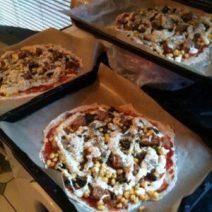 Pizza ala Mia