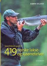 Sportsfiskerens guide til 419 lakse- og sjøørretselver