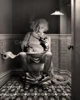 ALBERT EINSTEIN, scientist