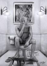 PABLO PICASSO, artist