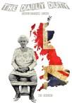 MODEL ENGLAND FLAG